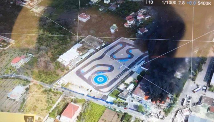 """Esplosione nella fabbrica a Ottaviano, il sindaco Luca Capasso: """"Come un missile sul paese"""""""