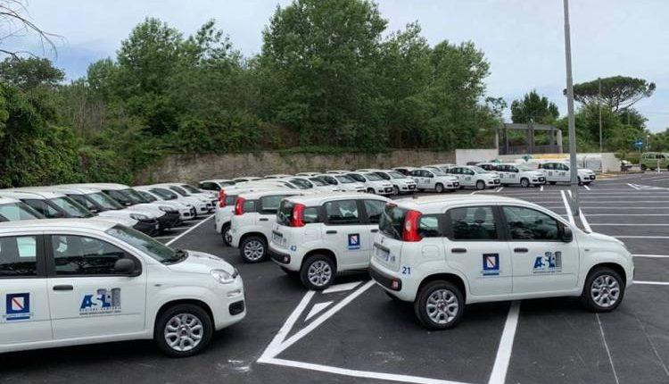 All'Asl Napoli 1 arrivate 35 auto ecologiche per i servizi territoriali