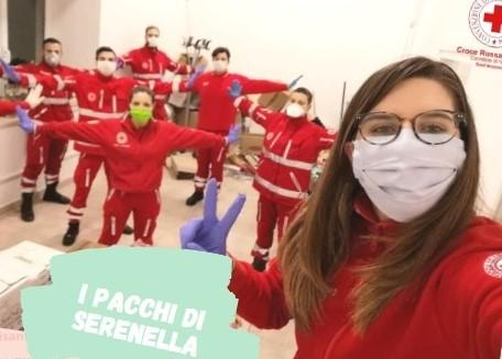 CROCE ROSSA A SANT'ANASTASIA : DONIAMO UN SORRISO AI PICCOLI