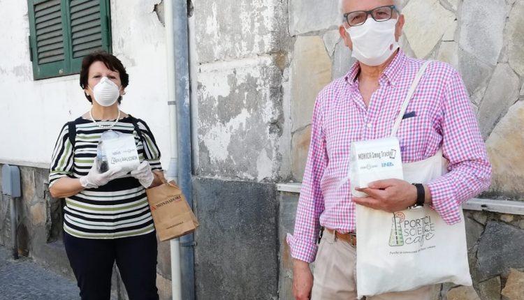 AIR-HERITAGE, A PORTICI i cittadinimonitorano la qualità dell'aria