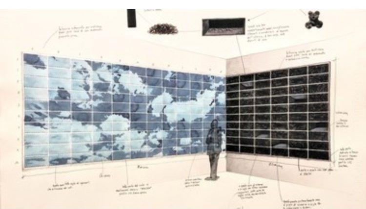"""Spazio NEA presenta """"The sky inside us"""", la personale di 8ki (alias Gianfranco De Angelis). Nella galleria di Luigi Solito la prima mostra """"solitaria"""" durante il lockdown"""