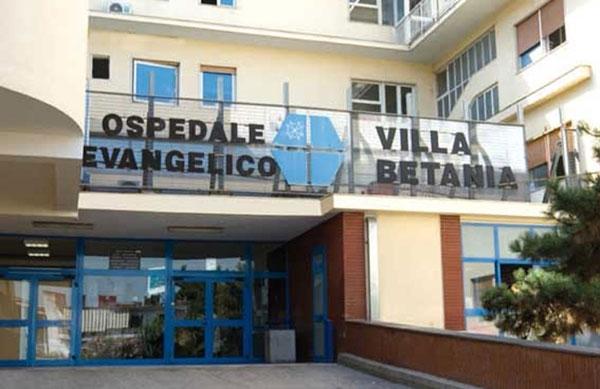 Ospedale Evangelico Betania, da oggi ci sarà la ripresa delle attività ospedaliera e degli ambulatori: l'annuncio del direttore Antonio Sciambra