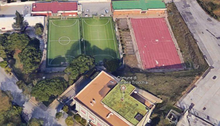 Cittadella sportiva di Via Esperanto a Pollena Trocchia: la polemica Di Fiore-Esposito corre sul web. E i campetti restano chiusi