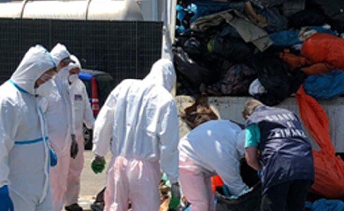 Traffico di rifiuti, 69 arresti in Campania parte della Guardia di Finanza per reati commessi nel porto di Salerno e nelle province diAvellino, Caserta e Napoli