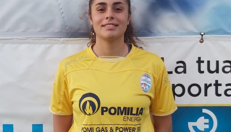 Pomigliano Femminile Regina del Campionato di Serie C girone D, parla l'estremo difensore  Fabiana Fierro