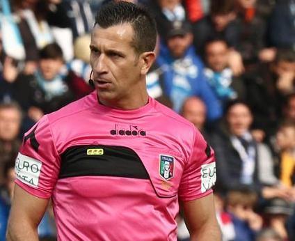 Coppa Italia: è Doveri l'arbitro della finale Napoli-Juventus di mercoledì