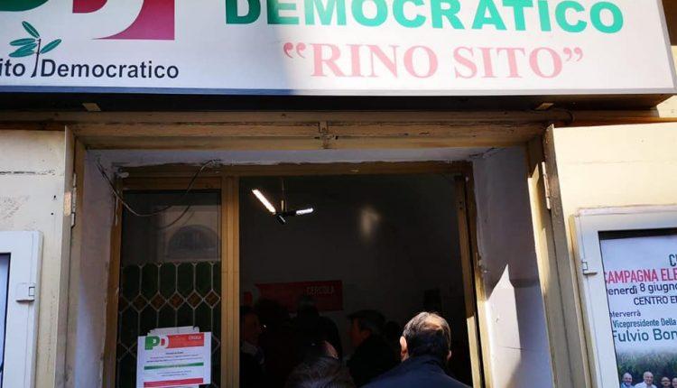 A Cercola, il Pd dentro la Giunta Fiengo, sfiducia la linea del segretario Tammaro e scrive ai vertici provinciali