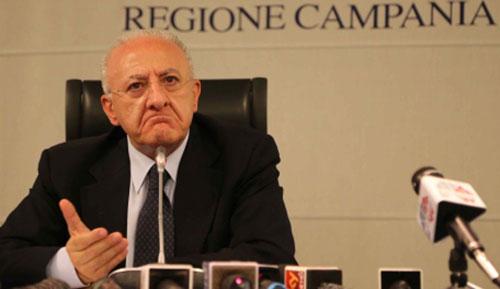 Fase 3, in Campania screening totale per la riapertura delle scuole: lo assicura il Governatore Vincenzo De Luca