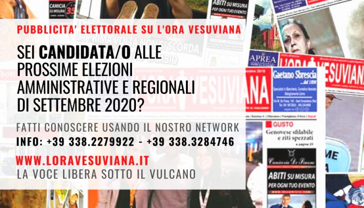 ELEZIONI AMMINISTRATIVEE REGIONALI 2020