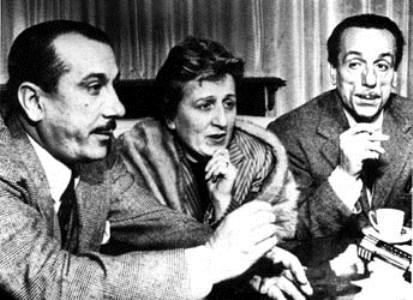 Mario Martone e Sergio Rubini, film su Scarpetta e i De Filippo, per ricostruirne la dinastia
