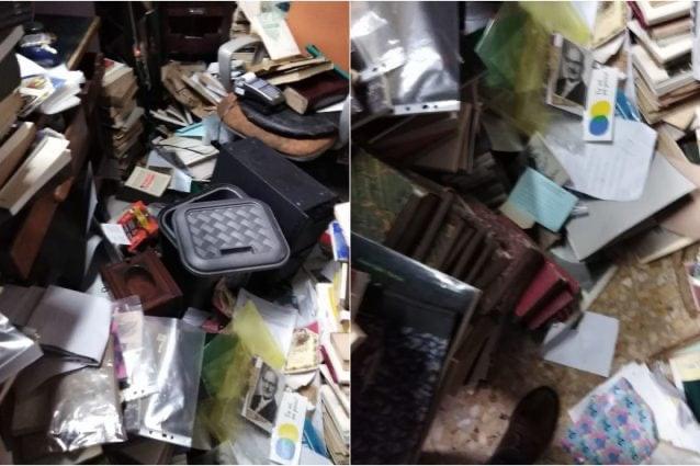 """Libreria devastata a Mezzocannone, Borrelli e Simioli: """"Solidarietà al titolare, delinquenti ripresi da telecamere siano subito identificati e puniti severamente"""""""