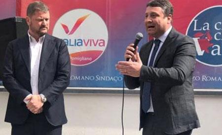 ELEZIONI AMMINISTRATIVE A POMIGLIANO D'ARCO – Italia Viva spiazza tutti e lancia il nome del primo candidato a sindaco: è l'avvocato ex democrat Vincenzo Romano