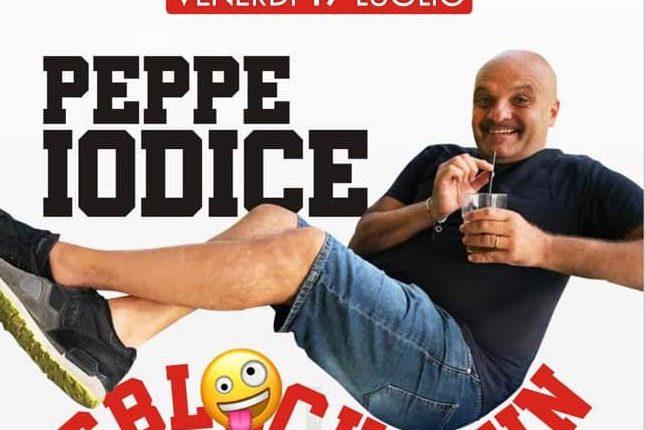 """All'Arena Flegrea,venerdì 17 luglio alle ore 21.00, continua la rassegna teatrale e musicale """"Dove eravamo rimasti #ripartiamoinsieme"""" con Peppe Iodice e il suo nuovo spettacolo """"Sblockdaun"""""""