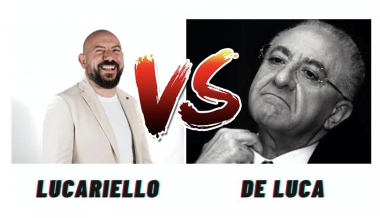 ELEZIONI REGIONALI DELLA CAMPANIA 2020 – Dal rapper Lucariello una canzone contro il Governatore De Luca