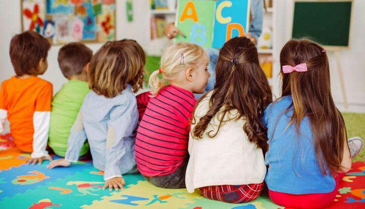 Dalla Regione Campania fondi a scuole dell'infanzia e paritarie