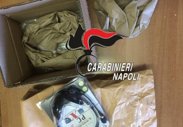 Tentano di truffare donna ma lei li fa arrestare: 500 euro per una cuffia: due giovani presi dai Carabinieri di San Sebastiano al Vesuvio