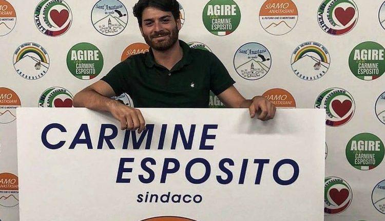 """ELEZIONI AMMINISTRATIVE SANT'ANASTASIA 2020– SIAMO ANASTASIANI, CIRO PAVONE: """"NO A GUERRA DEI MANIFESTI"""""""