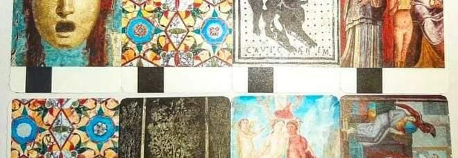 A Pompei I ticket di ingresso per il parco archeologico diventano souvenir da collezione
