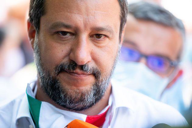 """Comunali Napoli, Matteo Salvini: """"Il candidato? Dopo le Regionali"""" il leader della Lega: """"La sfida è dare buon governo al Sud"""""""