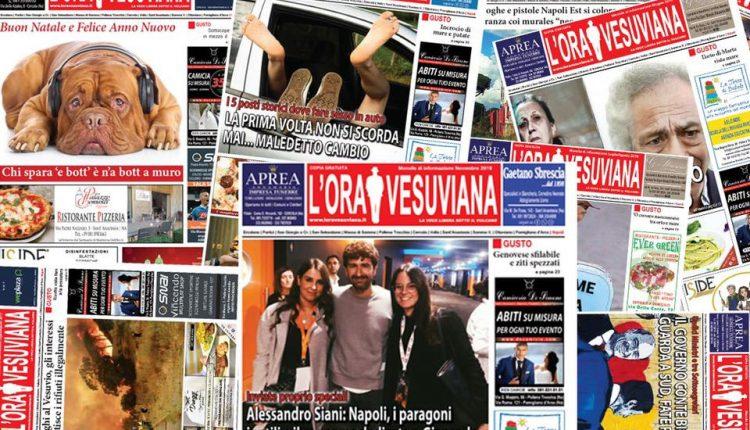 BONUS PUBBLICITA' 2020 – Credito di imposta del 30% per gli investimenti pubblicitari su giornali. Con l'Ora Vesuviana è possibile