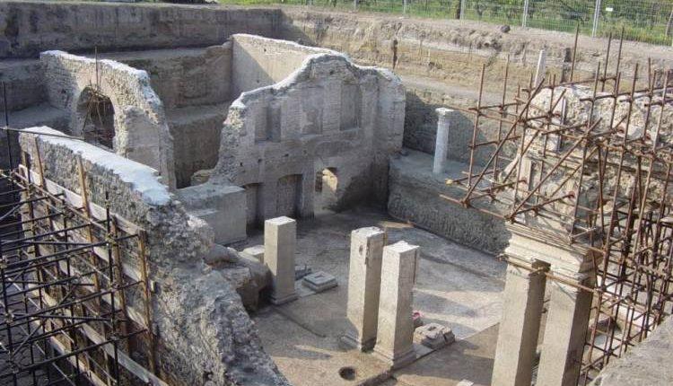 LA CULTURA CREA OPPORTUNITA' – Archeologi giapponesi a Somma Vesuviana per scavare nuovo lato Villa Romana di Augusto