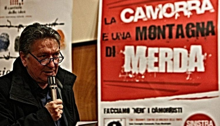 Premio Amato Lamberti a Corcione per impegno contro il Covid