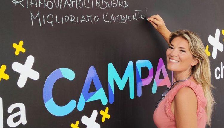 ELEZIONI REGIONALI CAMPANIA 2020 – Angela Giugliano si candida alla Regione e punta su ambiente, agricoltura e turismo:in un video racconta le ragioni di una scelta