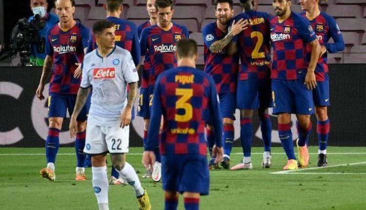 Addio Champions: il Napoli di Rino Gattuso e del ritrovato Insigne si inchina al Barcellona di Leo Messi
