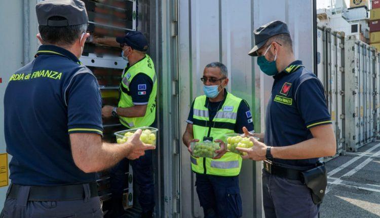 A Napoli, sequestrato container di giocattoli provenienti dalla Cina