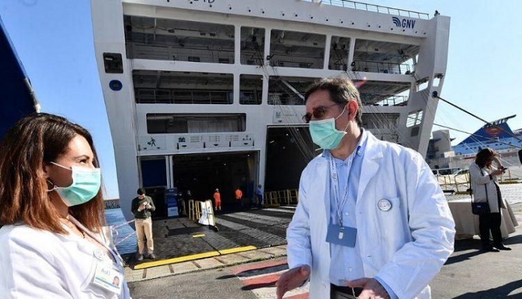 EMERGENZA COVID 19 – Nuova ordinanza per i trasporti, mascherine su navi:Su treni e bus va indossata per tutta durata tragitto