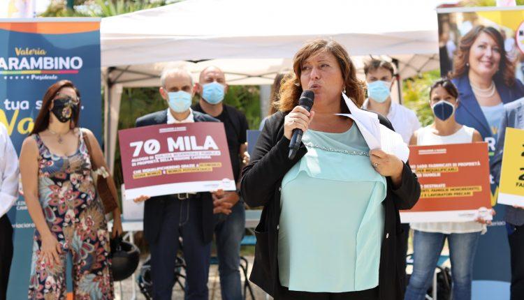 """ELEZIONI REGIONALI CAMPANIA 2020 – M5S, Ciarambino: """"Ecco come daremo 20mila case ai cittadini della Campania"""""""