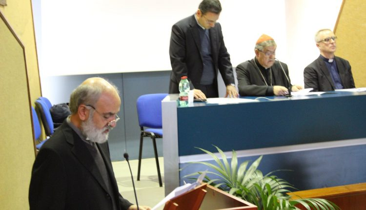 Al via lunedì il grande Forum Missionario: anche il Vescovo Piazza tra i relatori dell'evento in onore di San Vincenzo de' Paoli
