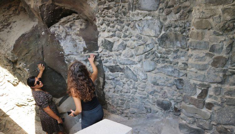 Giornate Europee del Patrimonio: per la prima volta aperta al pubblico 'il corpo segreto' di Villa Campolieto:domenica 27 settembre, alle ore 17,30