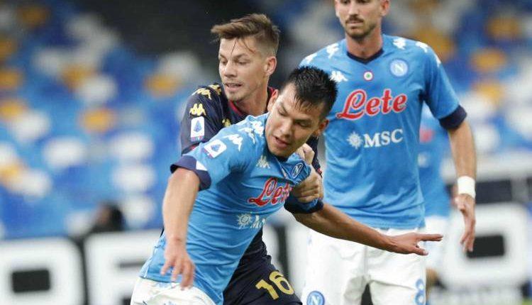 CORONAVIRUS E SERIE A – Genoa choc, 14 positivi al Coronavirus: l'annuncio dopo la partita con il Napoli