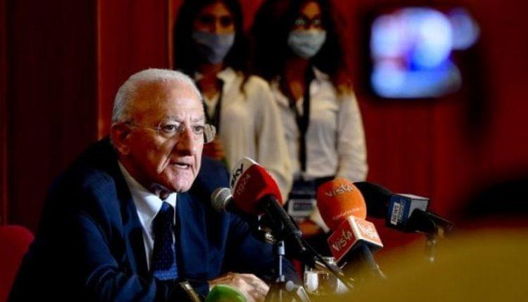 Elezioni Regionali, Vincenzo De Luca fa il bis: «Risultato di popolo che esprime l'orgoglio della Campania»