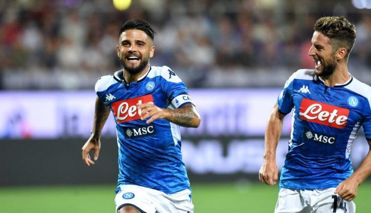 In gol Mertens e Insigne, il Napoli comincia bene a Parma:reti dopo l'ingresso di Osimhen, buona anche la prova di Lozano