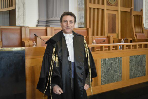 Covid al Giudice di pace, positivo un addetto ai controlli