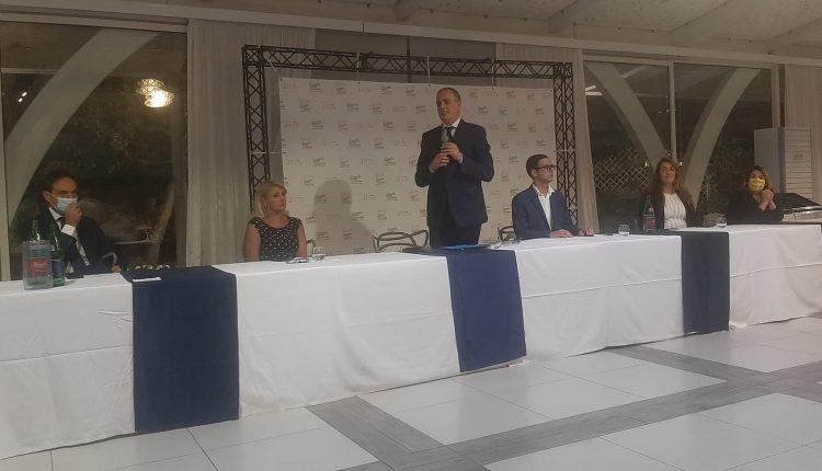 ELEZIONI REGIONALI CAMPANIA 2020, SUCCESSO PER LA PRESENTAZIONE DELLA CANDIDATURA DI FRANCESCO PINTO CON LA LEGA DI SALVINI