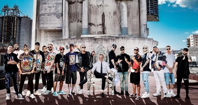 Gigi D'Alessio, un disco per Napoli e per gli artisti napoletani, feat. Hunt, Geolier, Clementino
