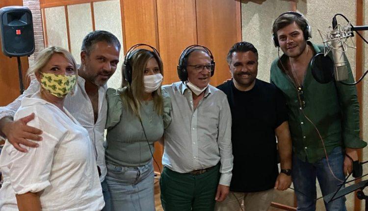 """ELEZIONI AMMINISTRATIVE SANT'ANASTASIA 2020 – """"Delfini"""" la canzone cantata da Domenico Modugno accompagna la campagna elettorale di Carmine Esposito per"""