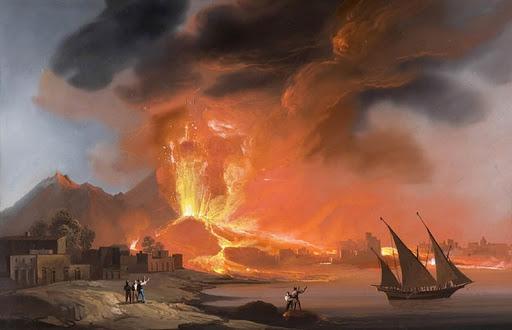 Tracce Vulcaniche, Torre del Greco e l'eruzione del 1794