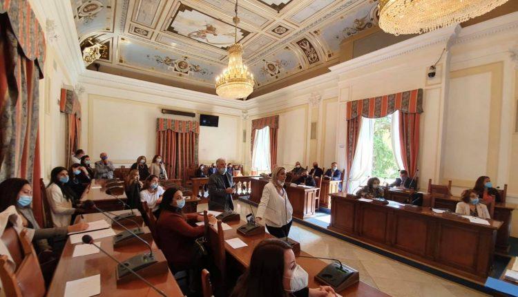 San Giorgio, firmati 24 nuovi contratti di lavoro in Comune