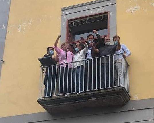 """A SANT'ANASTASIA CARMINE ESPOSITO TORNA AD ESSERE IL SINDACO DELLA CITTA'. """"SARO' IL SINDACO DI TUTTI PER IL RILANCIO E LA VERA RIVOLUZIONE DELLA POLITICA"""""""