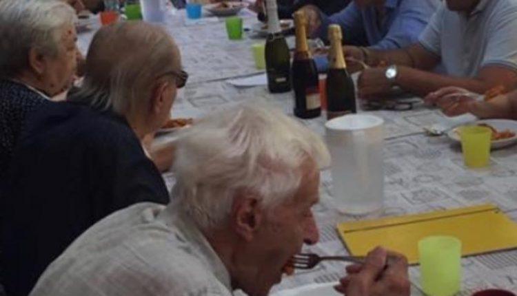 A Portici migliorano le condizioni degli anziani positivi al covid nella casa di riposo. E a pranzo arrivano le sfogliatelle targate la Conchiglia