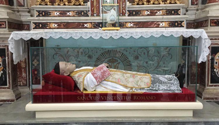 Anniversario canonizzazione San Vincenzo Romano. Eventi e celebrazioni a Torre del Greco