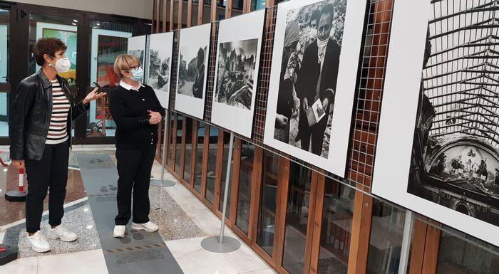 Terremoto Irpinia: in Consiglio Regionale la mostra a cura di Mimmo Jodice