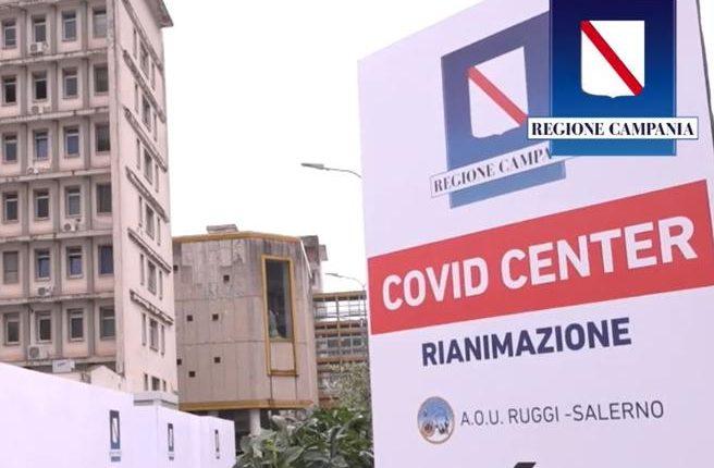 Coronavirus, nuovo piano per gli ospedali della Campania: 1651 posti letto e 301 terapie intensive