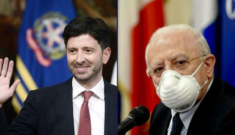 """Emergenza Covid, De Luca: """"Operazione trasparenza, chiedo un confronto al ministro sui dati"""""""