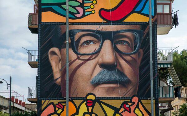 Jorit torna a Napoli Est: tre nuove opere di street art a Barra con Mono Gonzalez e Inti