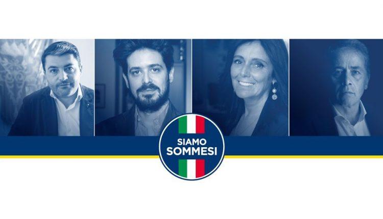 """""""Parliamone lunedì"""", al via il social talk di Siamo Sommesi. in diretta sulla pagina Facebook (https://www.facebook.com/SiamoSommesi)per rispondere alle esigenze dei cittadini di Somma Vesuviana"""